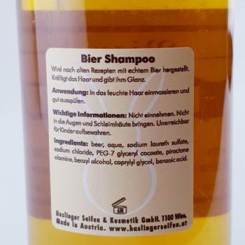 Bier Shampoo 0,5 L
