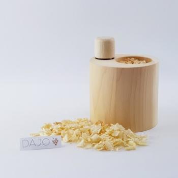 DAJO Duft Rundling aus frischem Zirbenholz