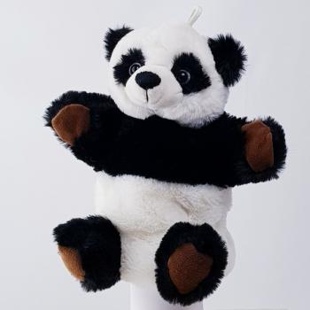 Handpuppe Panda