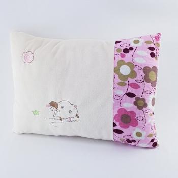 Kissen Schäfchen rosa